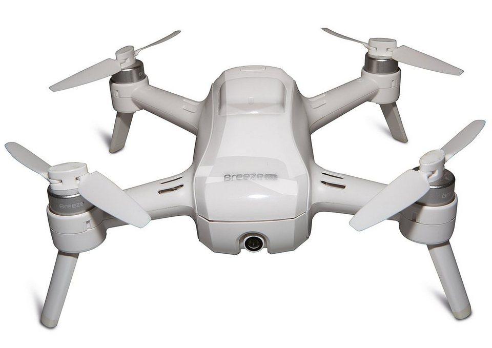 Yuneec Selfie-Drohne mit Premium 4K-UHD-Kamera »Breeze 4K« in weiss