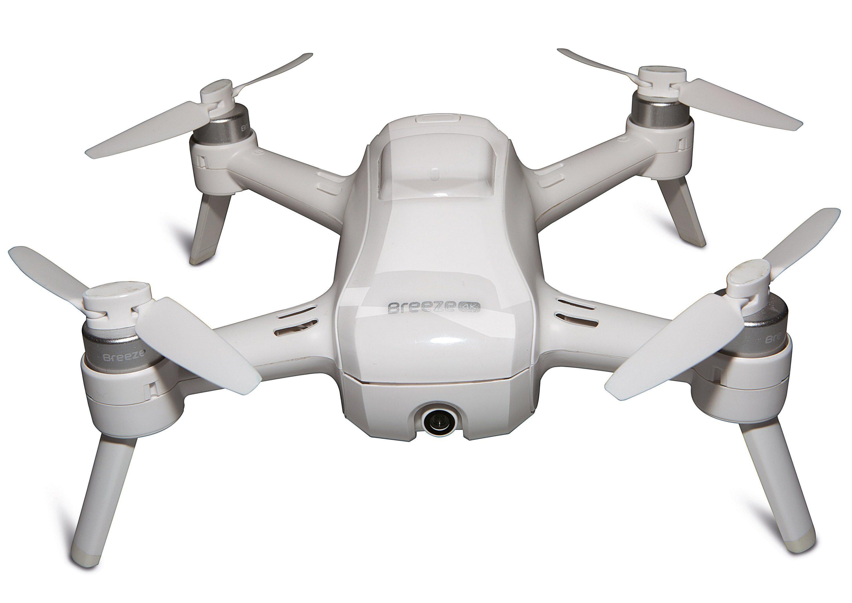 Yuneec Selfie-Drohne mit Premium 4K-UHD-Kamera »Breeze 4K«
