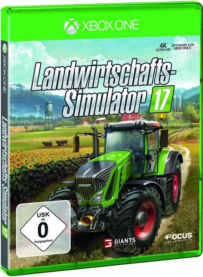Astragon Landwirtschafts-Simulator 17 »(XBox One)«