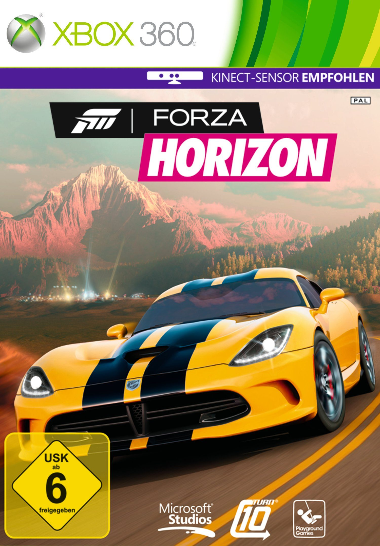 Microsoft Software Pyramide - Xbox 360 Spiel »Forza Horizon«