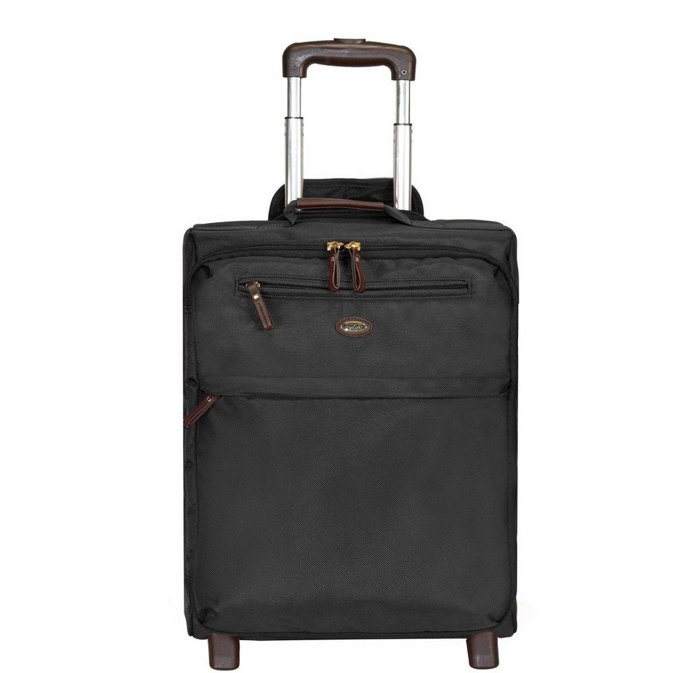 Bric's X-Travel 2-Rollen Kabinentrolley 50 cm in black