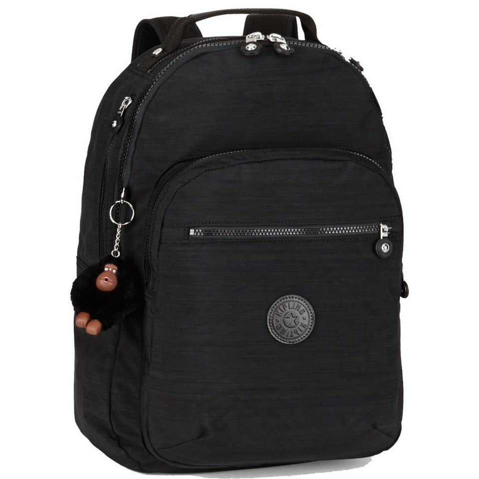 Kipling Back to School Class Seoul BP Schulrucksack 45 cm in dazz black
