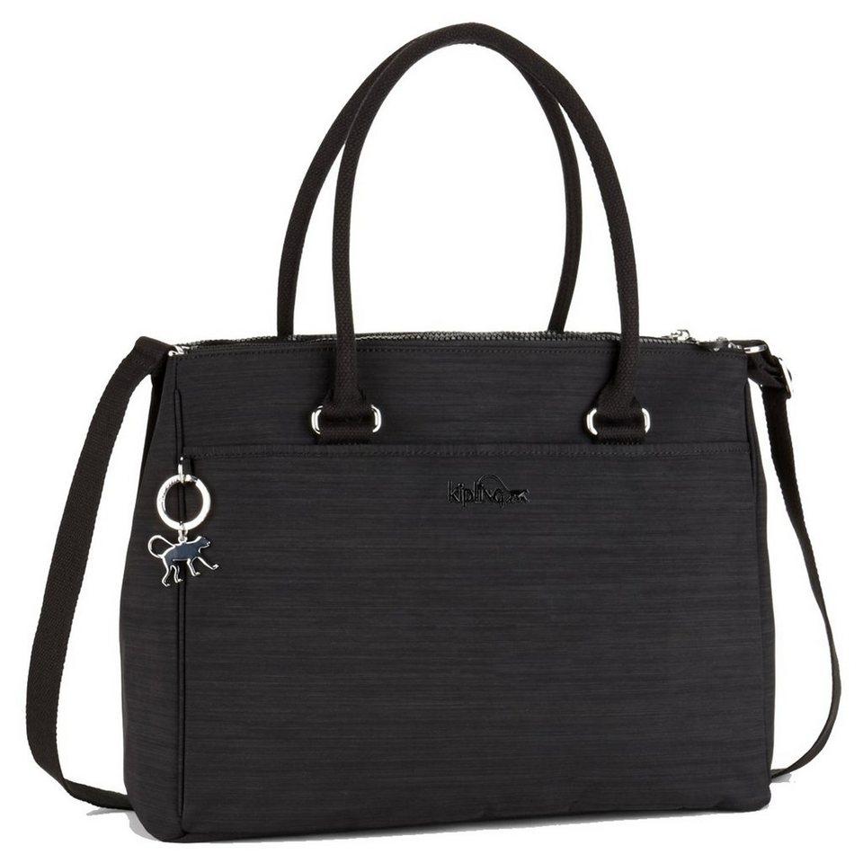 Kipling Basic New Halia BP Shopper Tasche 37 cm in dazz black