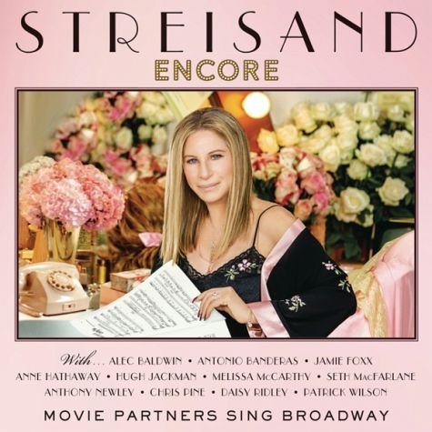 Audio CD »Barbra Streisand: Encore: Movie Partners Sing...«