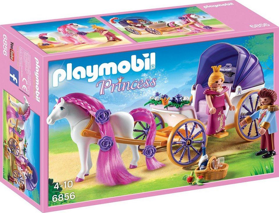 Playmobil® Königspaar mit Pferdekutsche (6856), »Princess«