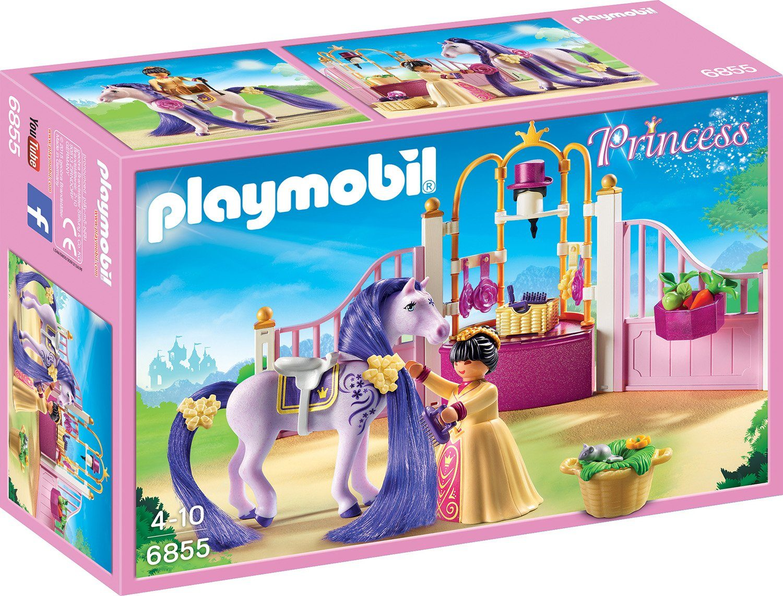 Playmobil® Königlicher Pferdestall (6855), »Princess«