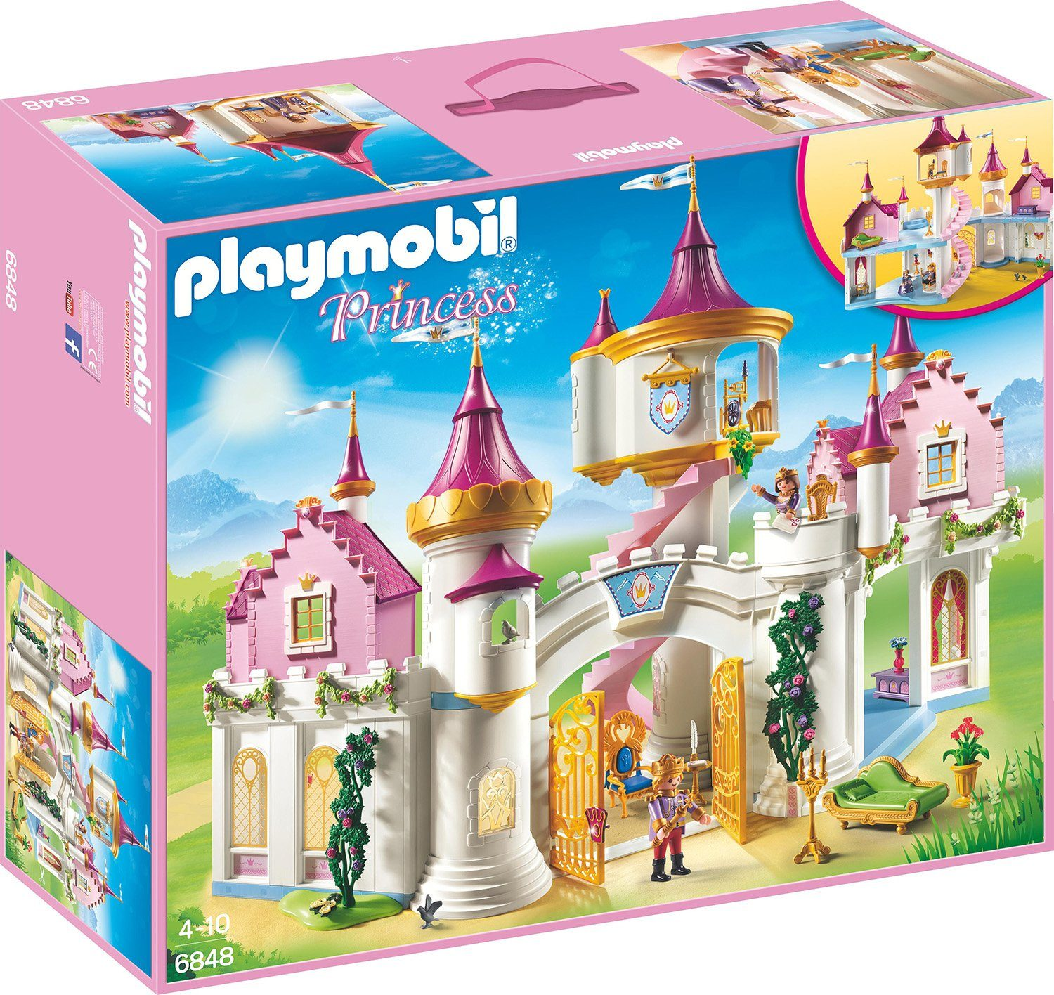 Playmobil® Prinzessinenschloss (6848), »Princess«
