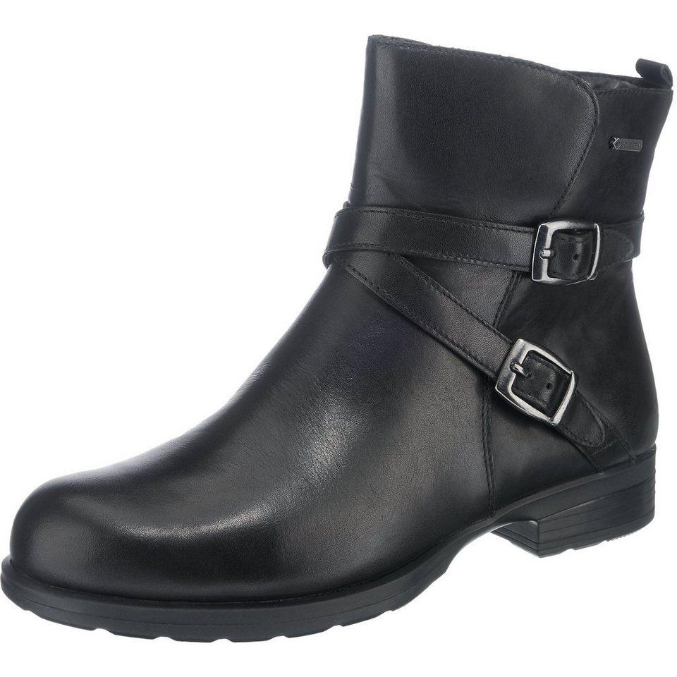 Clarks Cheshunt Stiefeletten in schwarz