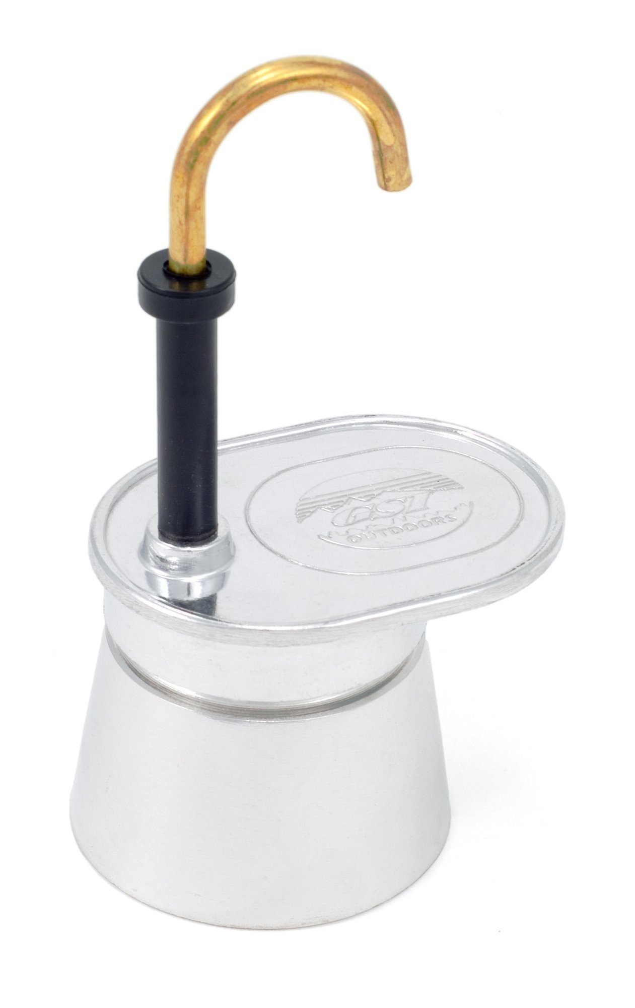 GSI Camping-Geschirr »Mini Expresso Aluminium 1 Cup«