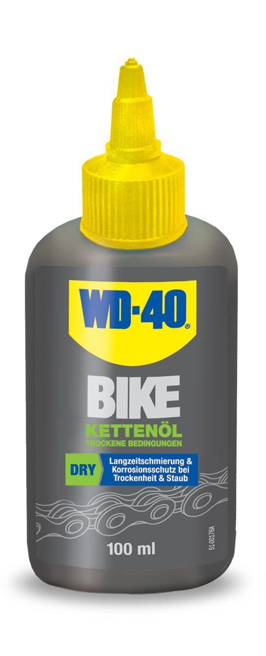 WD-40 Fahrrad Reiniger »Kettenöl Trocken 100ml«