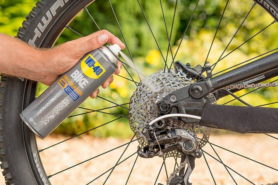 WD-40 Fahrrad Reiniger »Kettenreiniger 500ml«