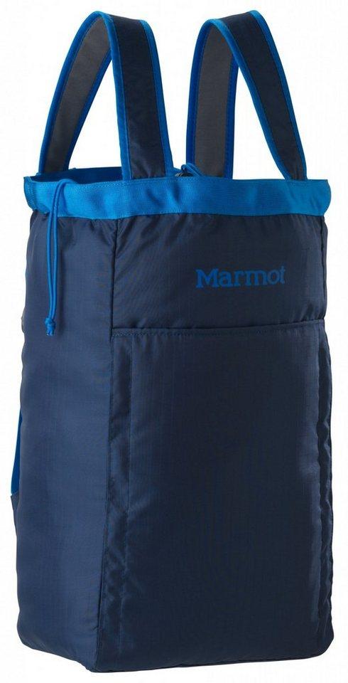 Marmot Sport- und Freizeittasche »Urban Hauler 36L Large Bag« in blau