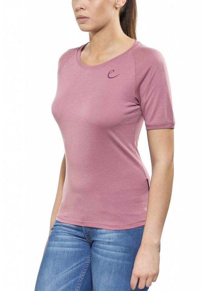Edelrid T-Shirt »Kamikaze T-Shirt Women« in lila