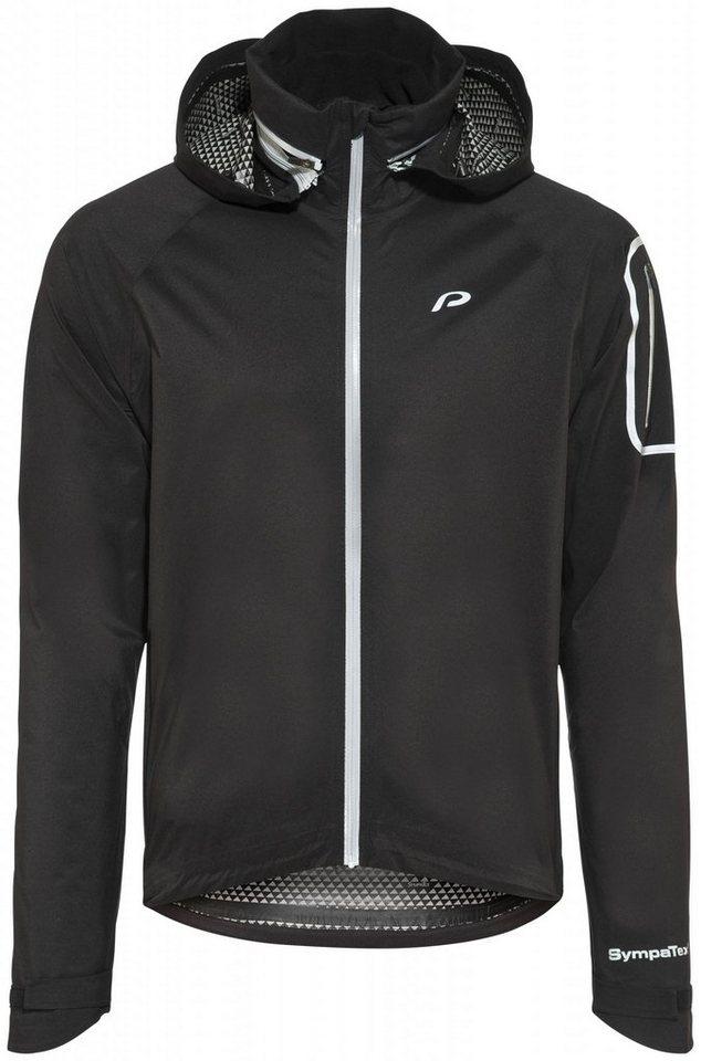 Protective Radjacke »Freemont Jacket Men« in schwarz