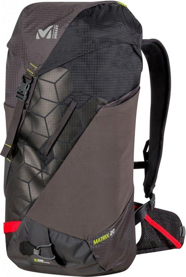 Millet Sport- und Freizeittasche »Matrix 20 Backpack« in schwarz