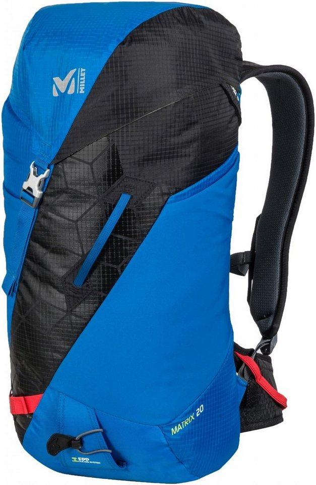 Millet Sport- und Freizeittasche »Matrix 20 Backpack« in blau