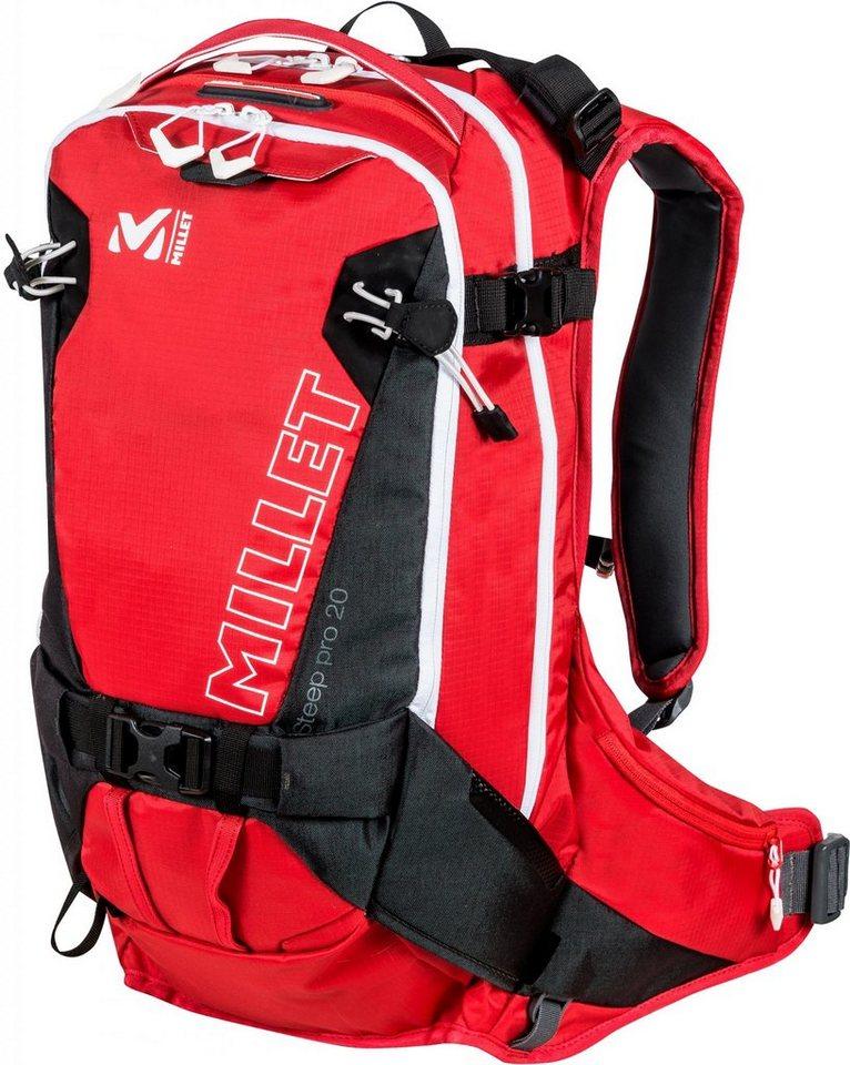 Millet Sport- und Freizeittasche »Steep Pro 20 Backpack« in rot
