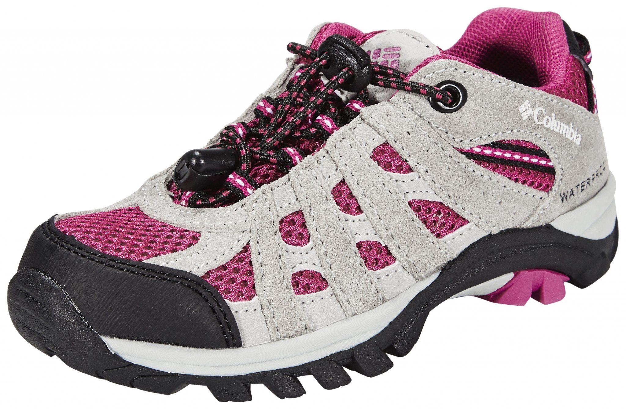 Columbia Kletterschuh »Redmond Explore Shoes Children WP«