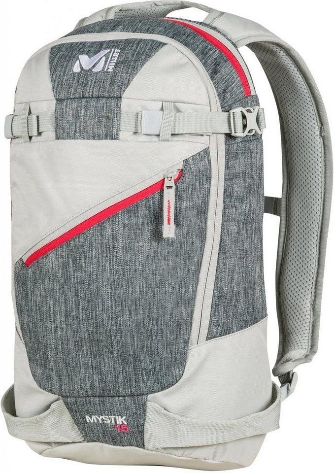 Millet Sport- und Freizeittasche »Mystik 15 Backpack« in grau