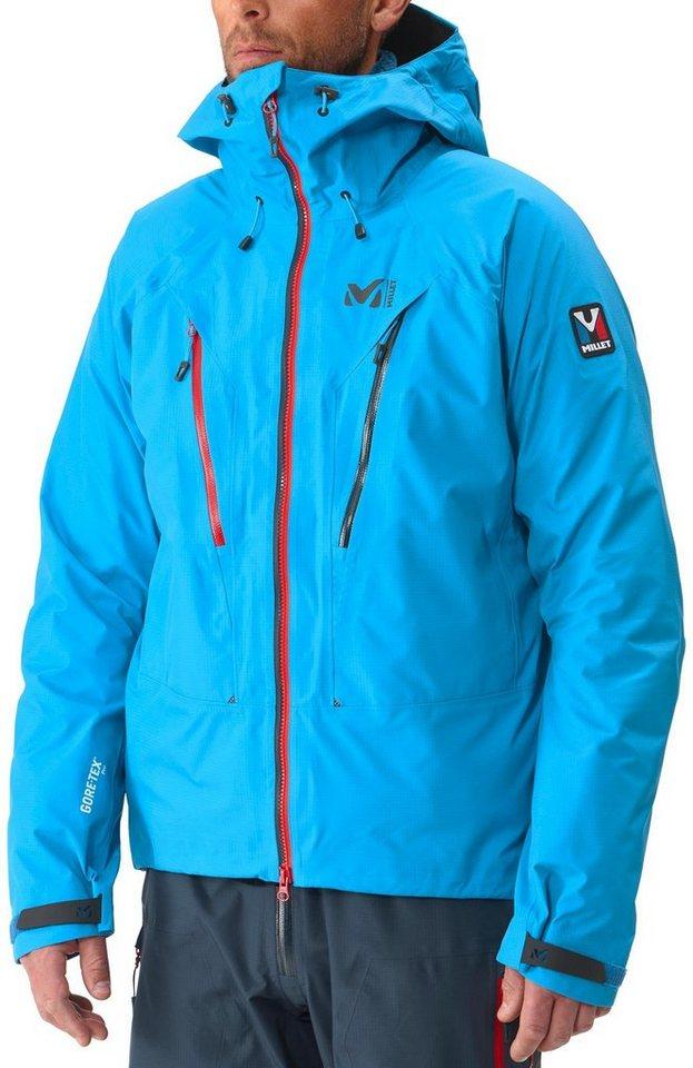 Millet Regenjacke »Trilogy V Icon GTX Pro Jacket Men« in blau