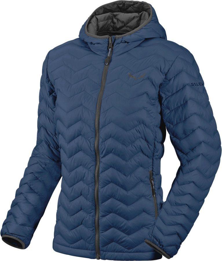 Salewa Outdoorjacke »Fanes Down Jacket Women« in blau