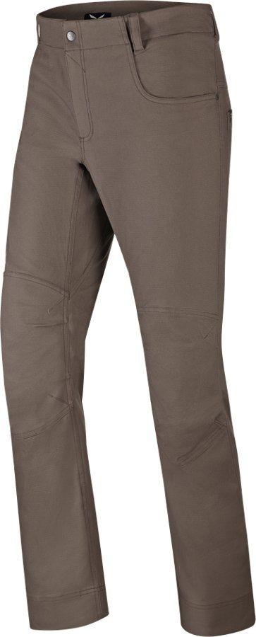 Salewa Outdoorhose »Frea Dobby CO Pant Men« in braun