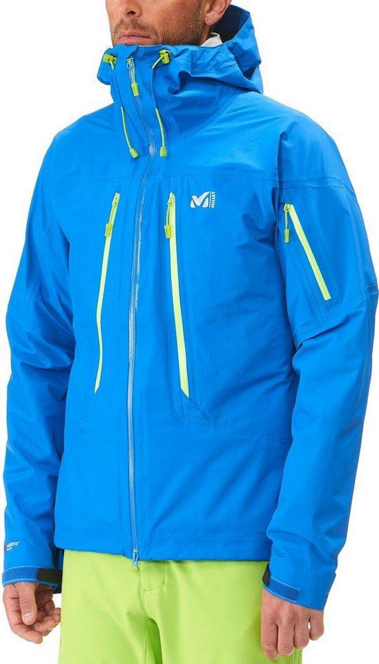 Millet Regenjacke »Freerando Neo Jacket Men« in blau