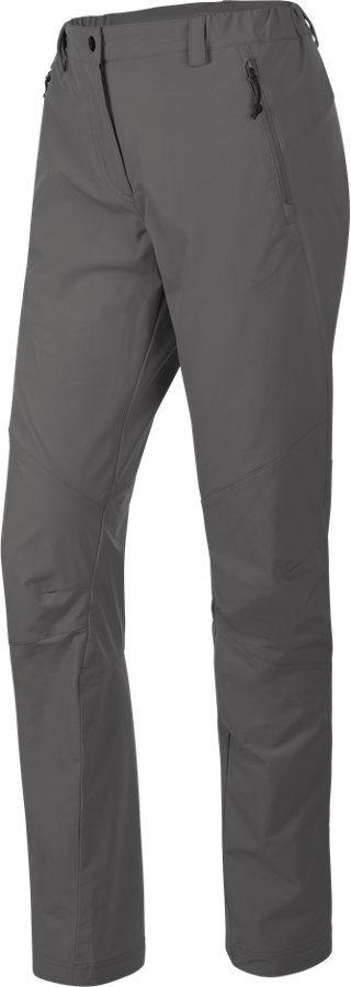 Salewa Outdoorhose »Puez Terminal DST Regular Pant Women« in grau