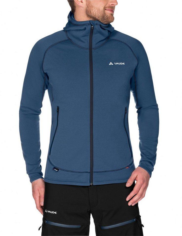 VAUDE Outdoorjacke »Lory Jacket Men« in blau