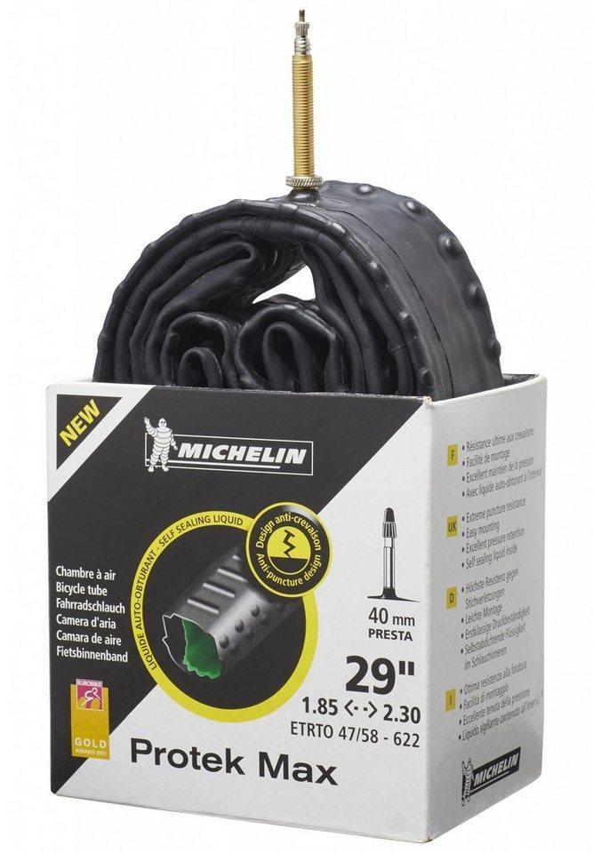 "Michelin Fahrradschlauch »Protek Max Fahrradschlauch 28"" A3«"
