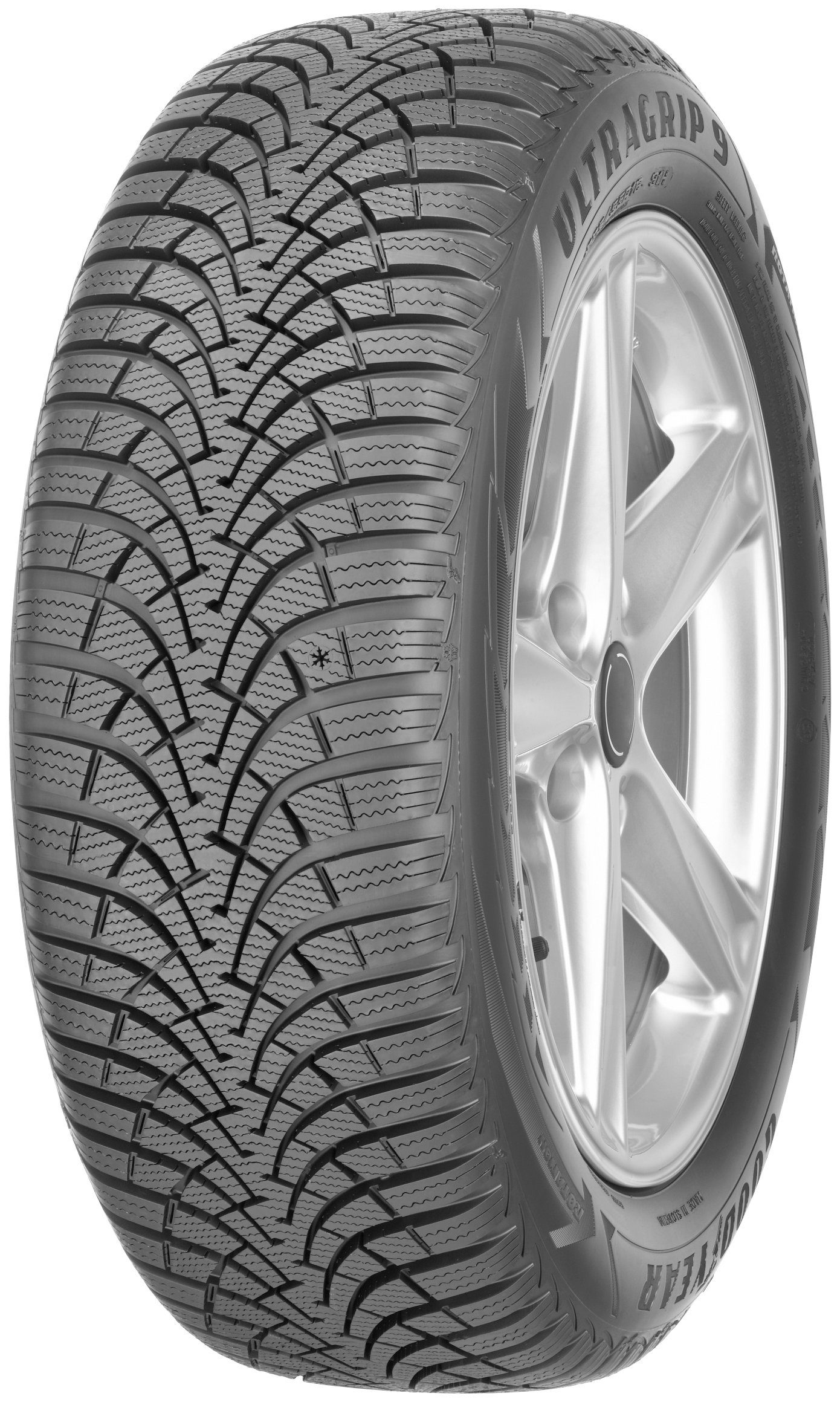 Goodyear Winterreifen »UltraGrip 9«