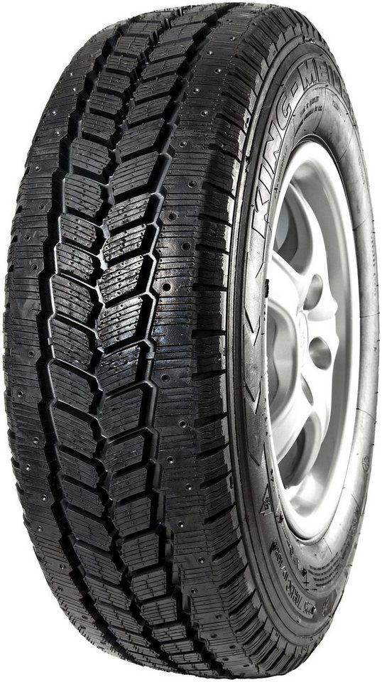 Winterreifen »Nokian W+, 205mm« in schwarz