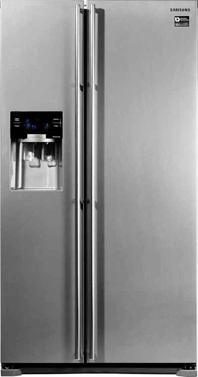 Side-by-Side-Kühlschrank bis A+++ » online kaufen | OTTO | {Amerikanische kühlschränke ohne wasseranschluss 64}