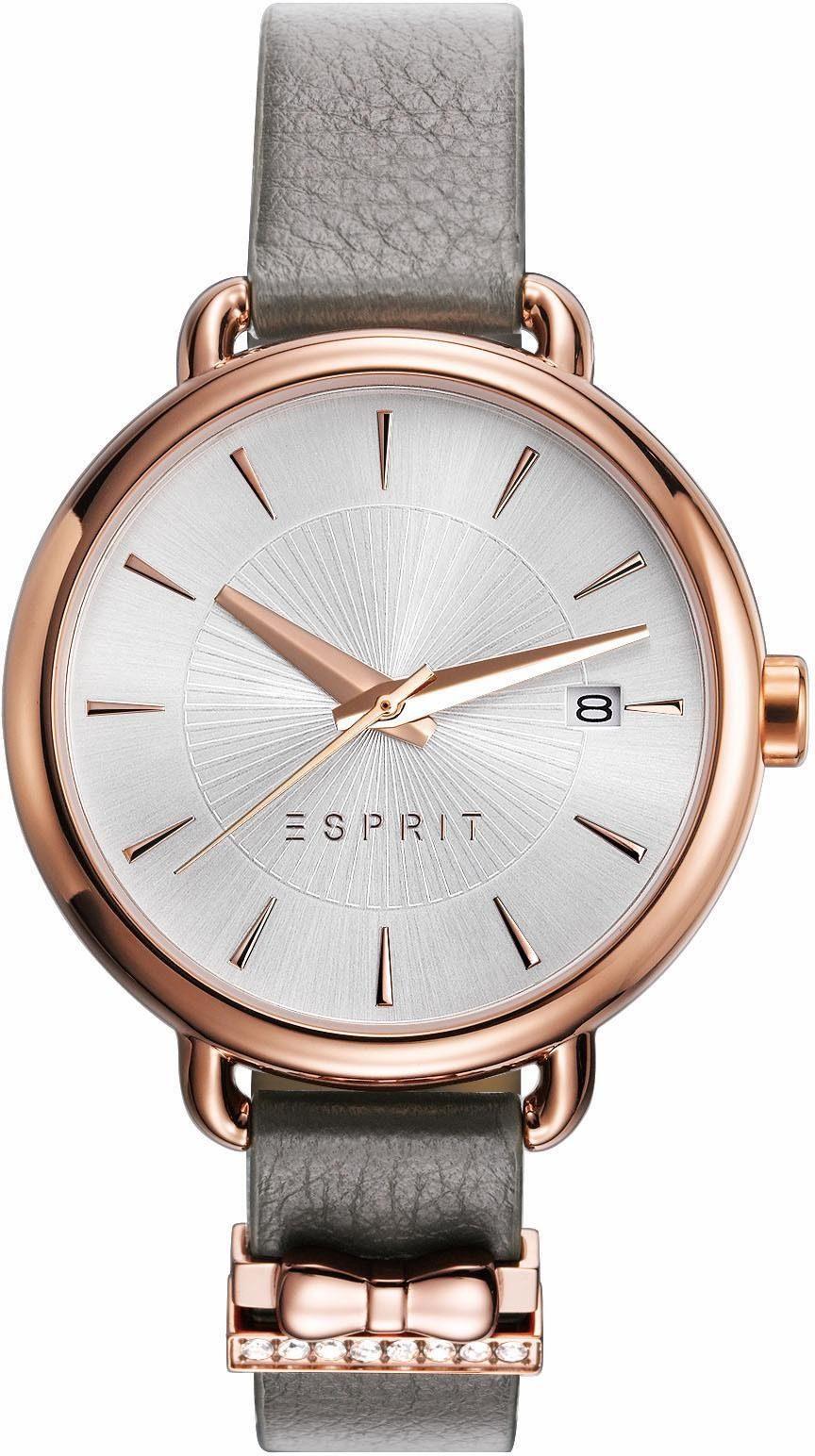 Esprit Quarzuhr »ESPRIT-TP10940 TAUPE, ES109402003«