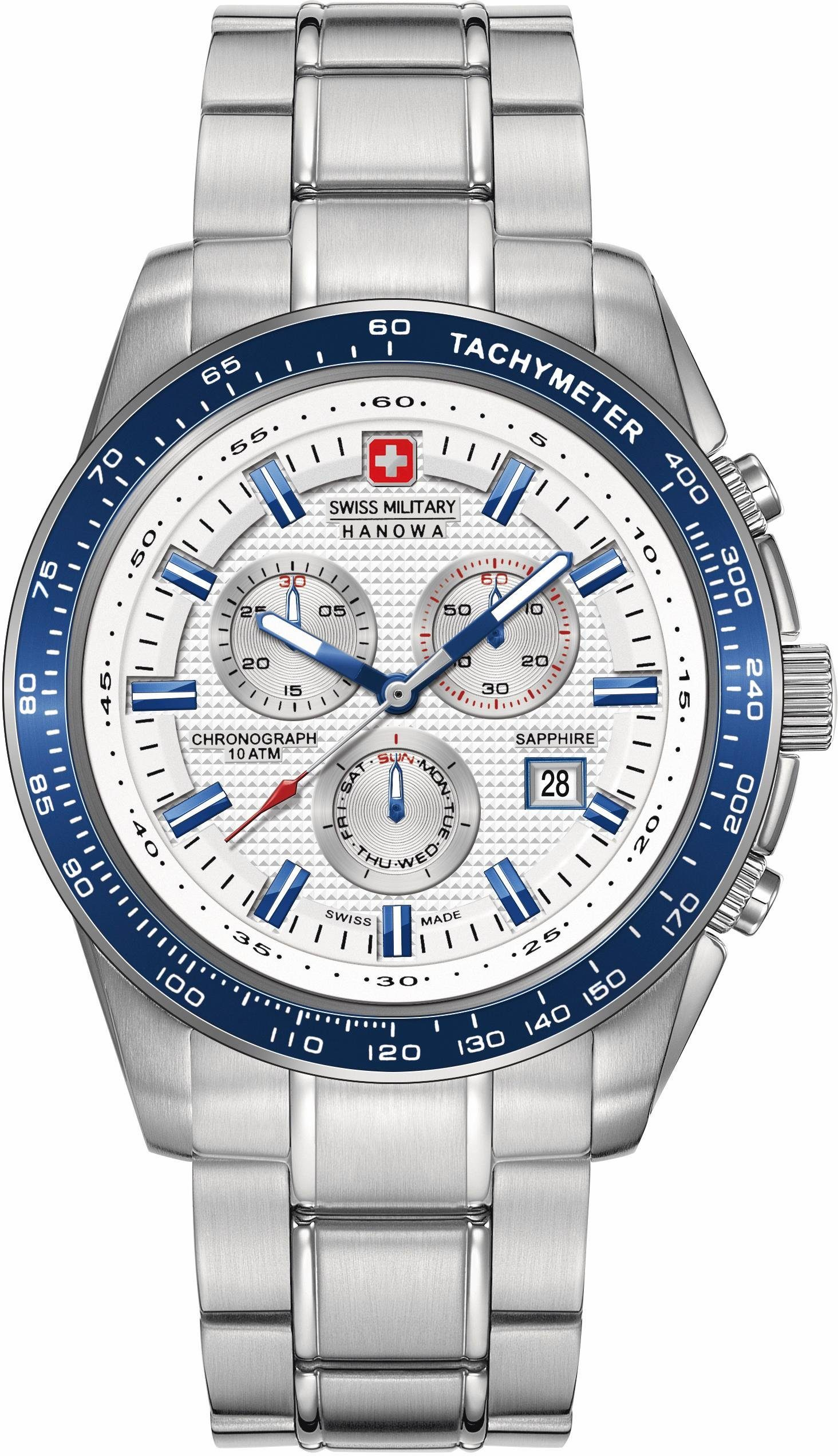 Swiss Military Hanowa Chronograph »CRUSADER CHRONO, 6-5225.04.001.03«