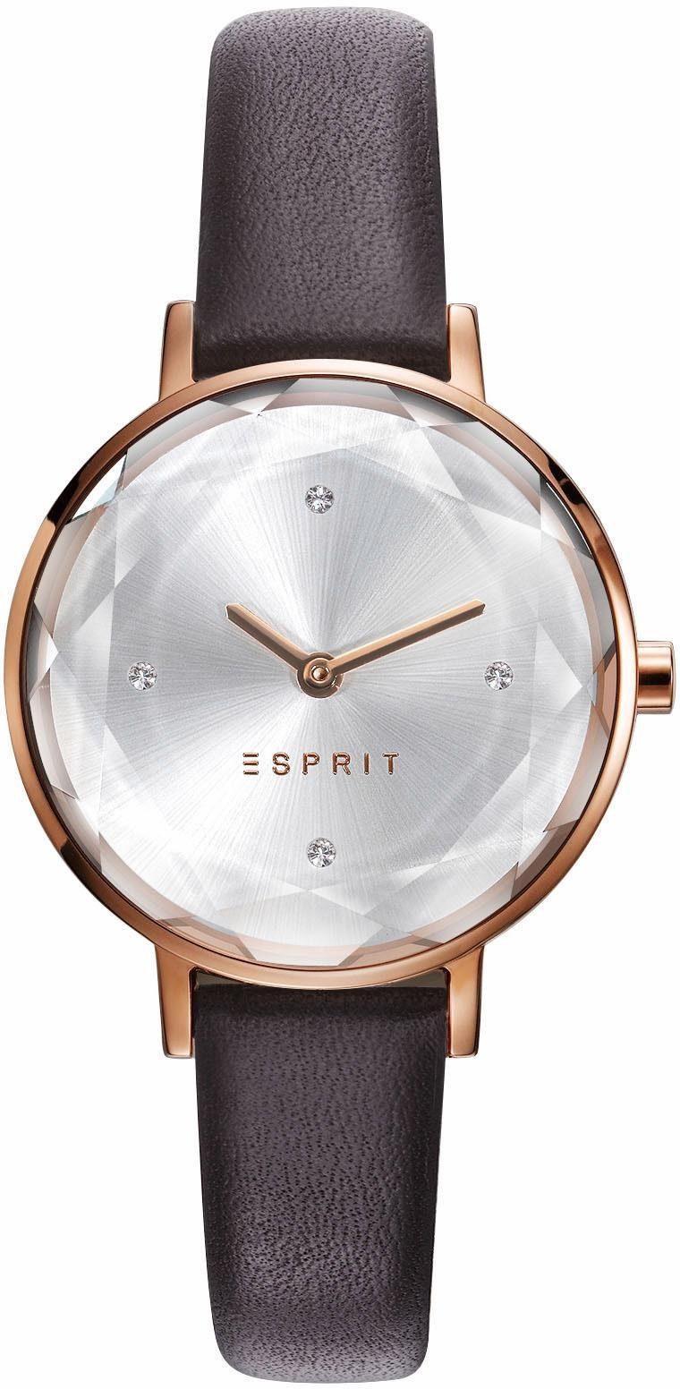 Esprit Quarzuhr »ESPRIT-TP10931 BROWN, ES109312003«