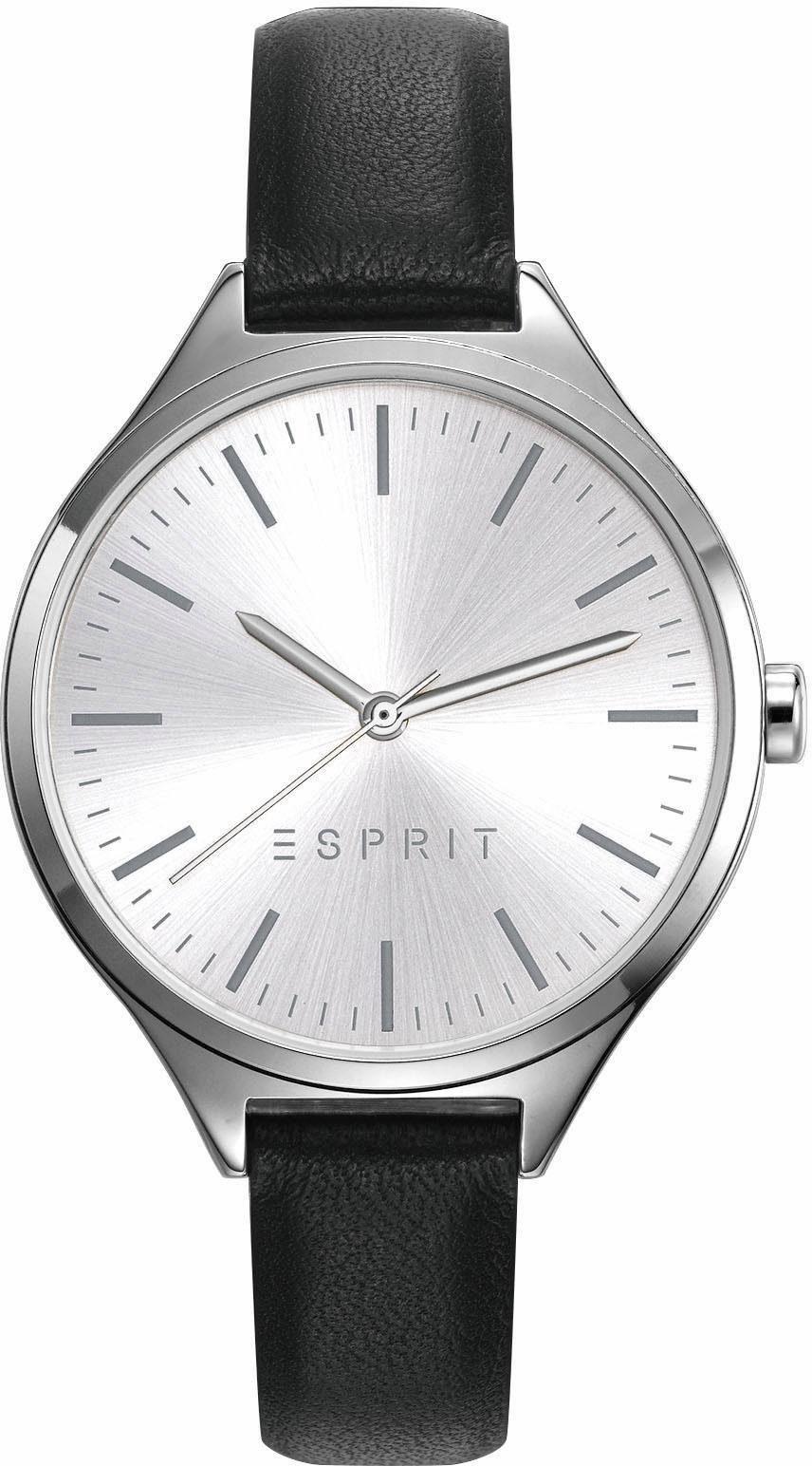 ESPRIT Quarzuhr »ESPRIT-TP10927 BLACK, ES109272001«