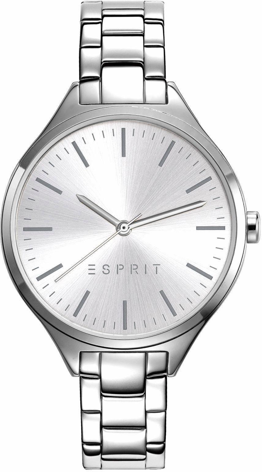 Esprit Quarzuhr »ESPRIT-TP10927 SILVER, ES109272004«