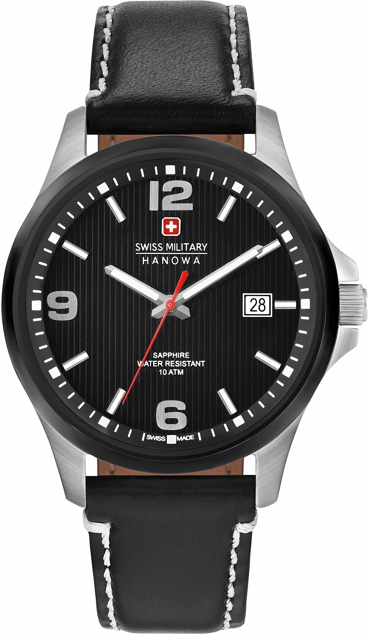 Swiss Military Hanowa Quarzuhr »OBSERVER, 6-4277.33.007«