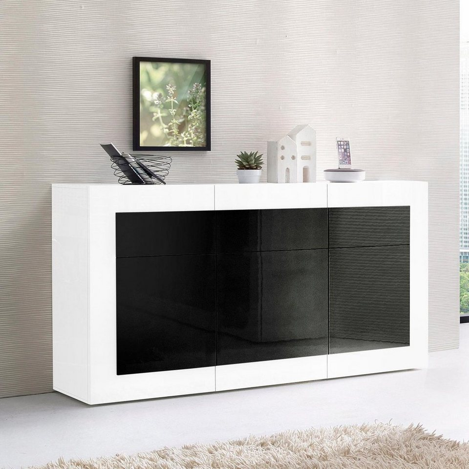 tecnos sideboard breite 150 cm online kaufen otto. Black Bedroom Furniture Sets. Home Design Ideas