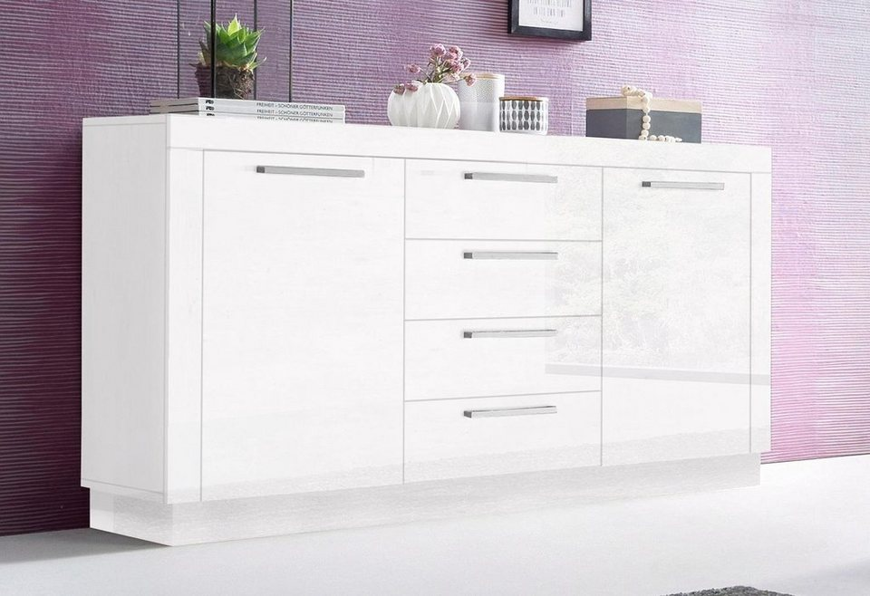 sideboard breite 139 cm online kaufen otto. Black Bedroom Furniture Sets. Home Design Ideas