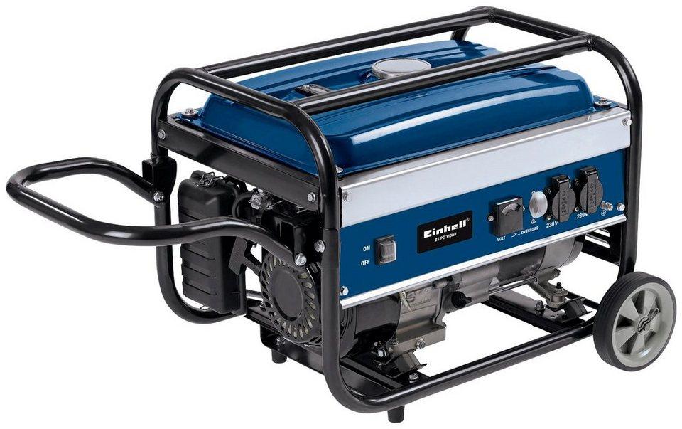 Einhell Stromerzeuger »BT-PG 3100/1« in blau