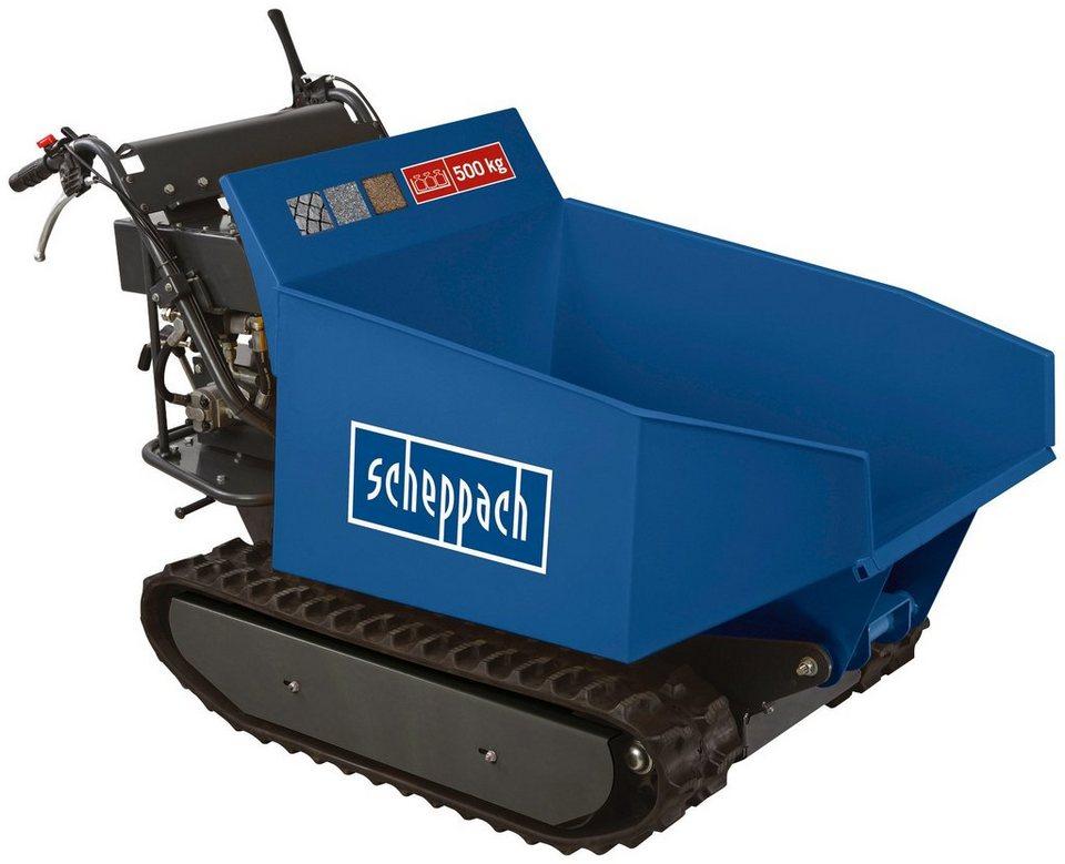 Scheppach raupendumper dp5000 online kaufen otto - Decapeur thermique brico depot ...