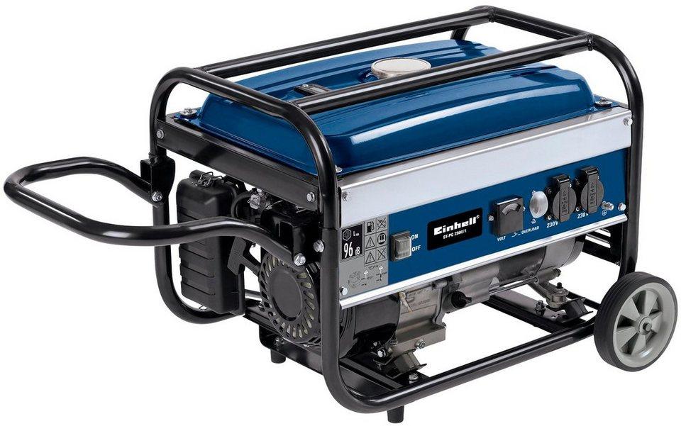 Stromerzeuger »BT-PG 2800/1« in blau