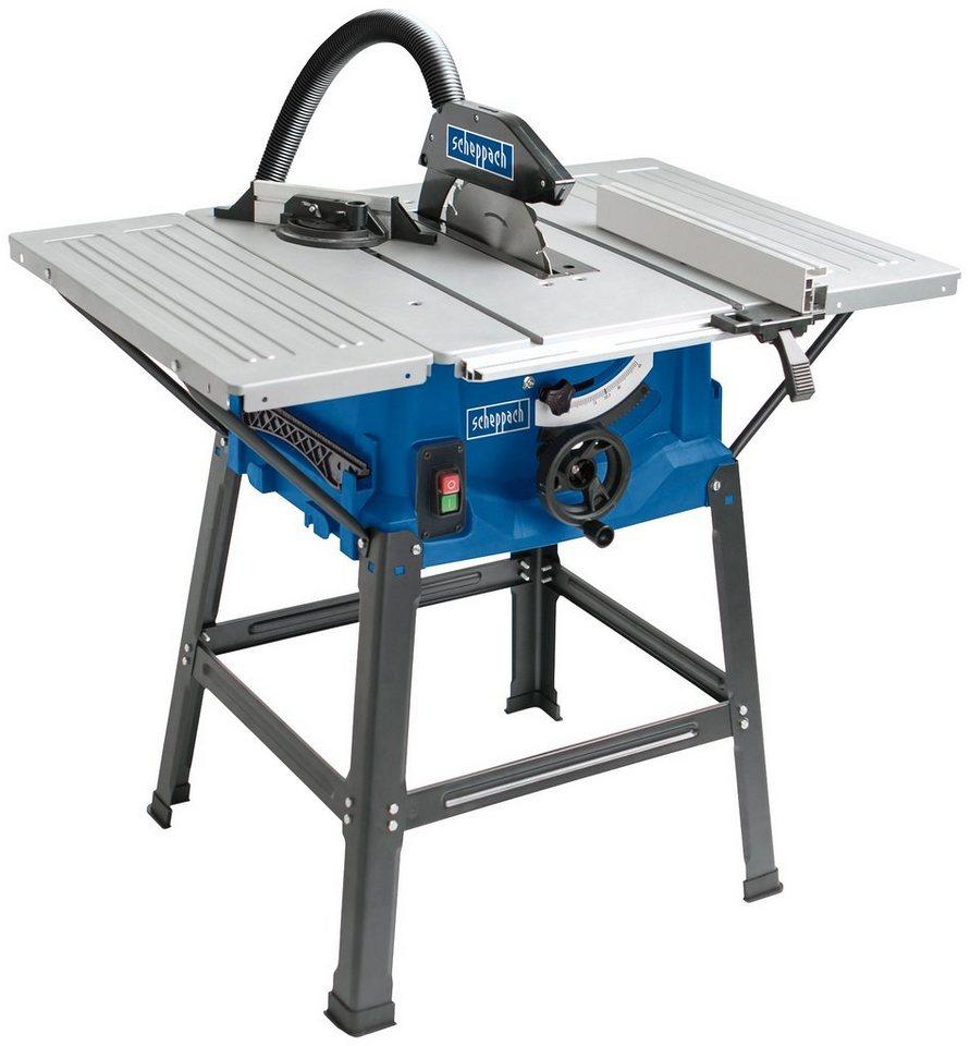 Tischkreissäge »HS 100S« in blau