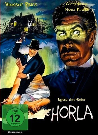 DVD »Horla - Tagebuch eines Mörders«