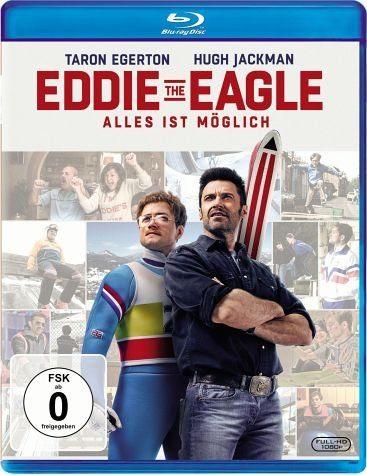 Blu-ray »Eddie the Eagle - Alles ist möglich«