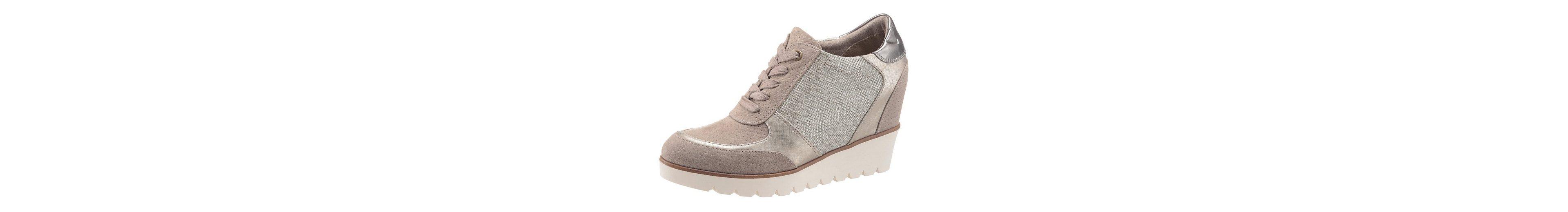 Tamaris Sneaker, mit Keilabsatz