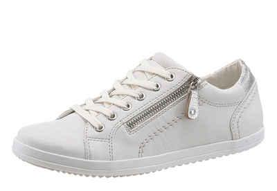 Superdry Sneaker, mit Sternchen-Aufnähern, blau, 41 41