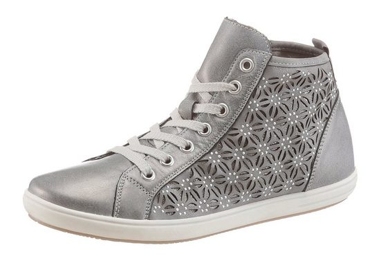 Remonte Sneaker, With Side Perforation